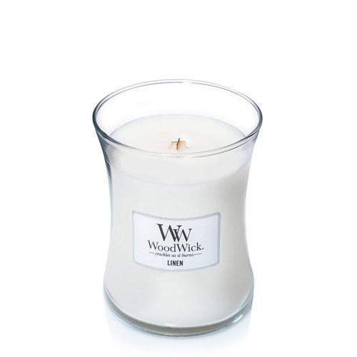 Woodwick Linen - Medium