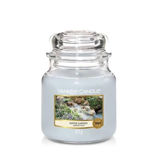 Yankee Candle Water Garden - Medium