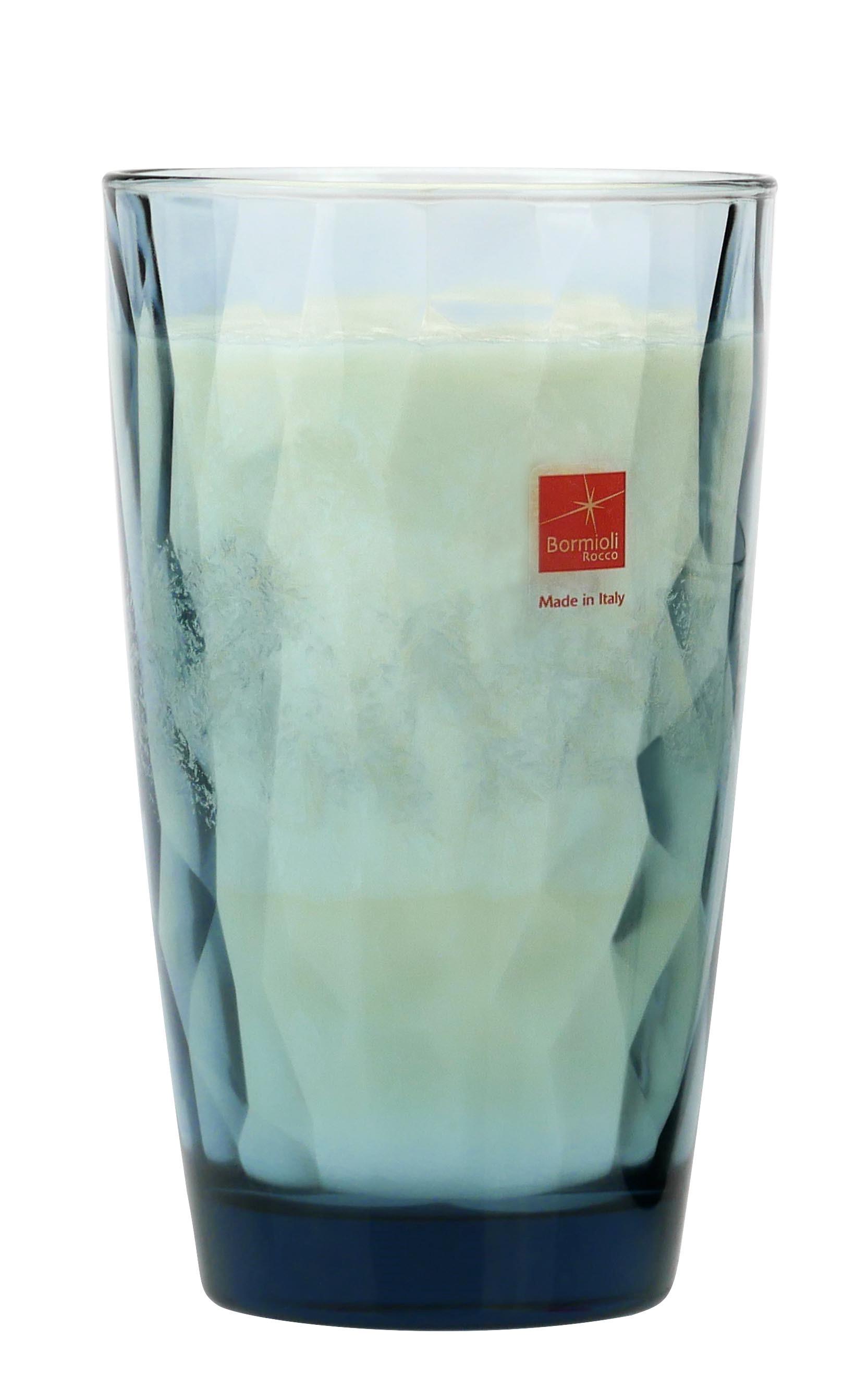Diamond Candle - Lebenslust Cotton & Wood Groß